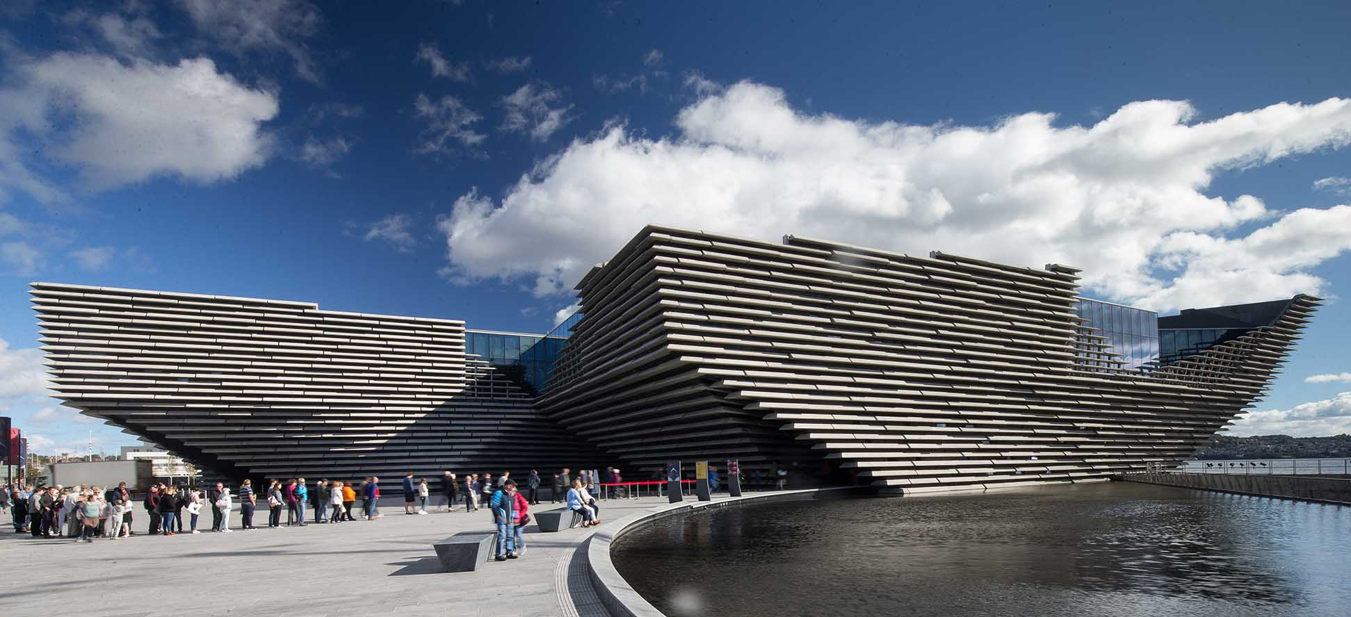 V&A Museum Dundee by James Thompson