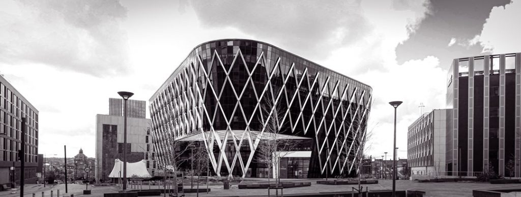 The-Catalyst-Newcastle-upon-Tyne-Wide-view-in-black-and-white